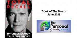 Personal Development Book Club Book of the Month Total Recall
