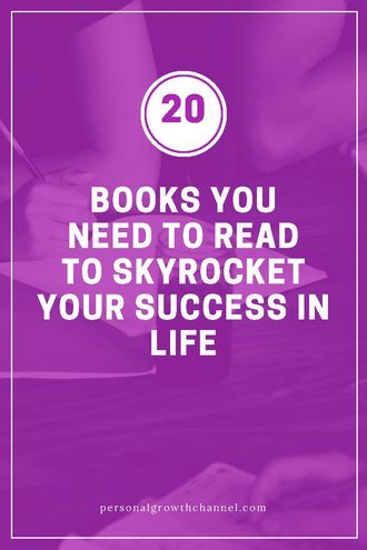 20 Books to Read for Success