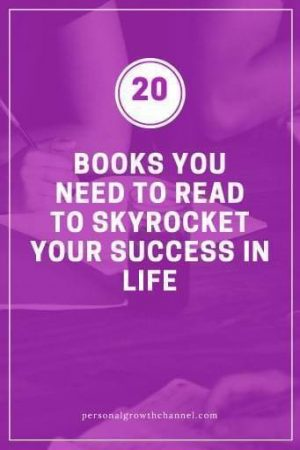 20 Books to Skyrocket Your Success