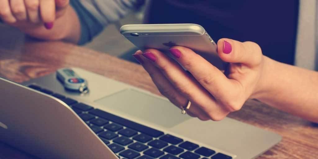 Budgeting using YNAB on cell phone