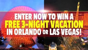 Send in your weight loss story for the chance to win a vacation!