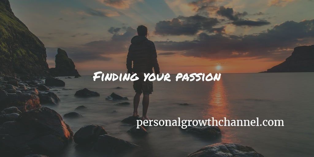Finding your passion