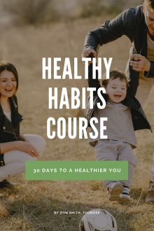 Healty Habits Course: 30 Days to a Healthier You