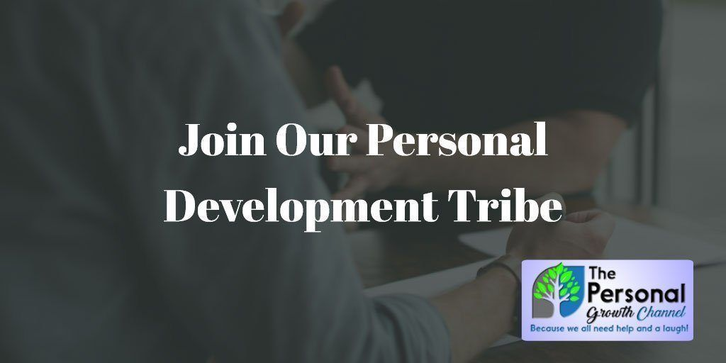 Finding your tribe: For people interested in personal development