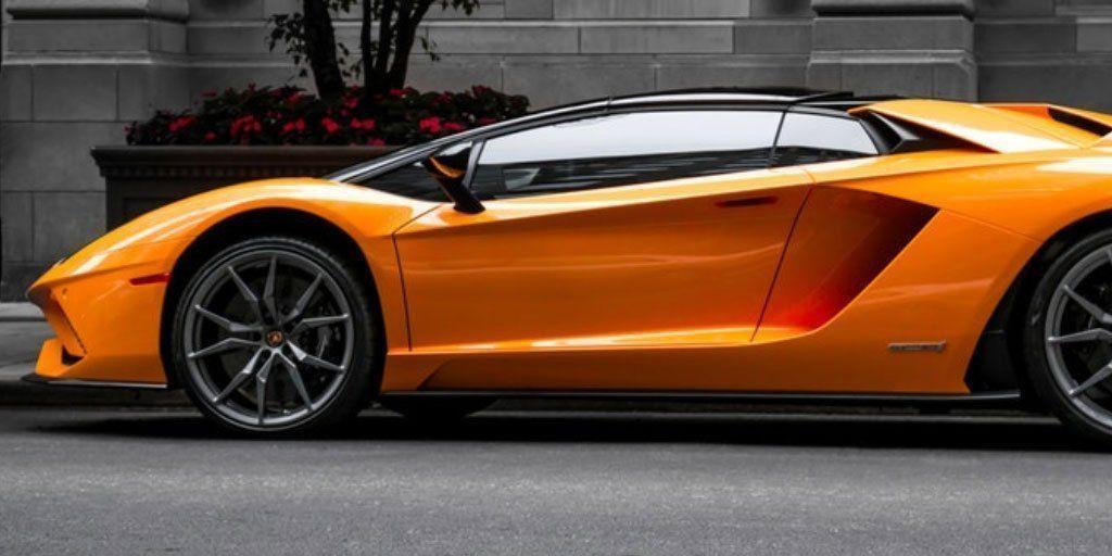 Success is not a Lamborghini