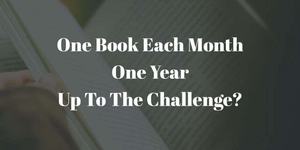 Personal Development Book Club Challenge