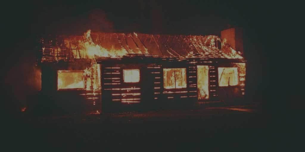 Get insurance - housefire