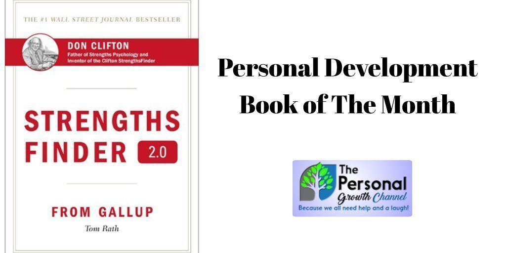 Strengths Finder 2.0 - Personal Development Book of The Month
