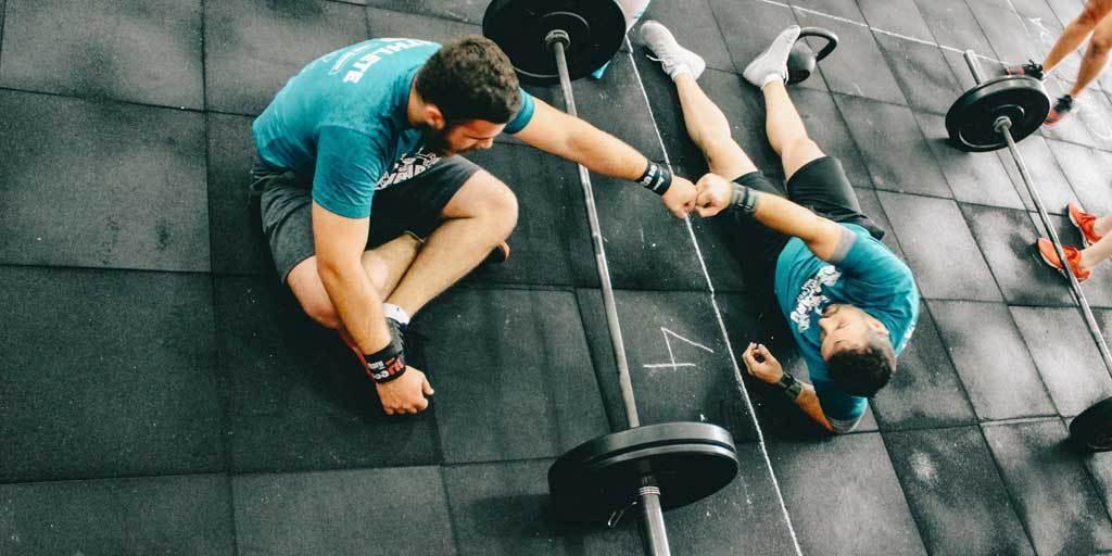 Workout buddies