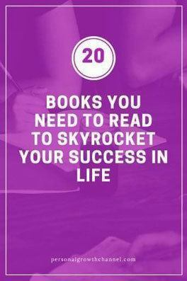 Books to Skyrocket Your Success