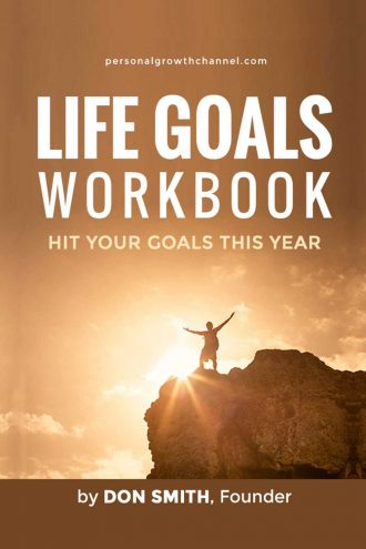 Life Goals Workbook