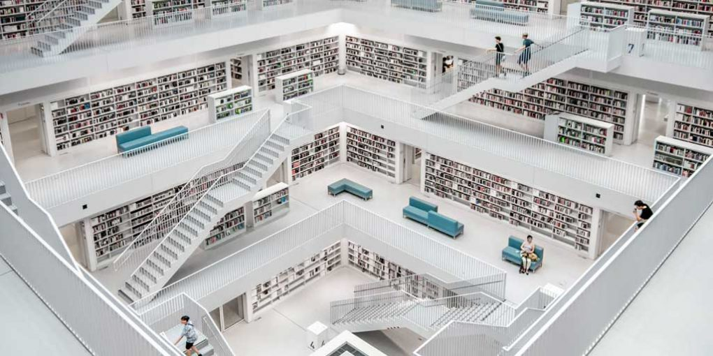 Library - What I Learned from reading thousands of books