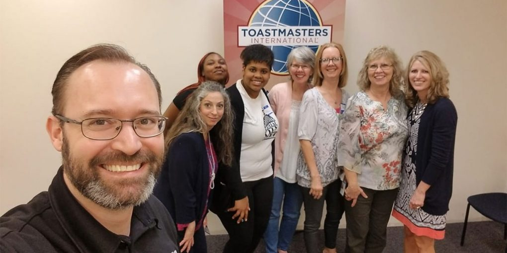 Capital City Toastmasters Group