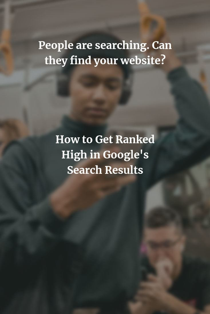 How to Get Ranked High in Google\'s Search Results