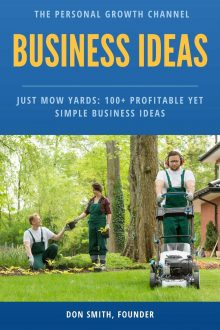 Simple Business Ideas Report Cover
