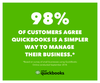 Save 50% on QuickBooks Online