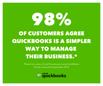 Save 50% on QuickBooks Online