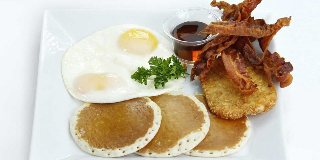 Bacon and Eggs - Breakfast with a Business Coach