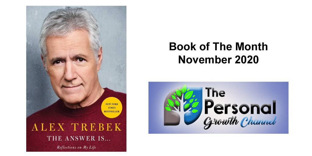 The answer is by Alex Trebek book of the month selection